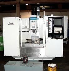 FADAL VMC15XT: Maquinaria de Mecanizados Jasa