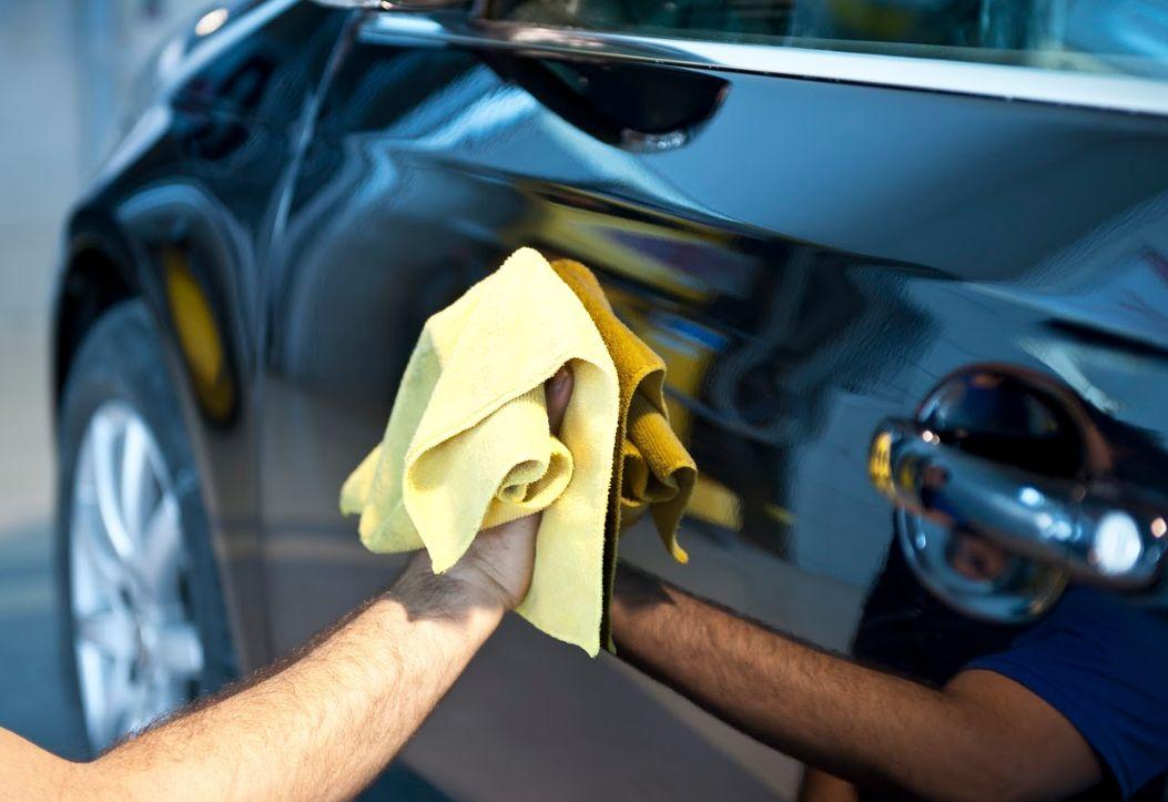 Lavado de coches en Arganda del Rey