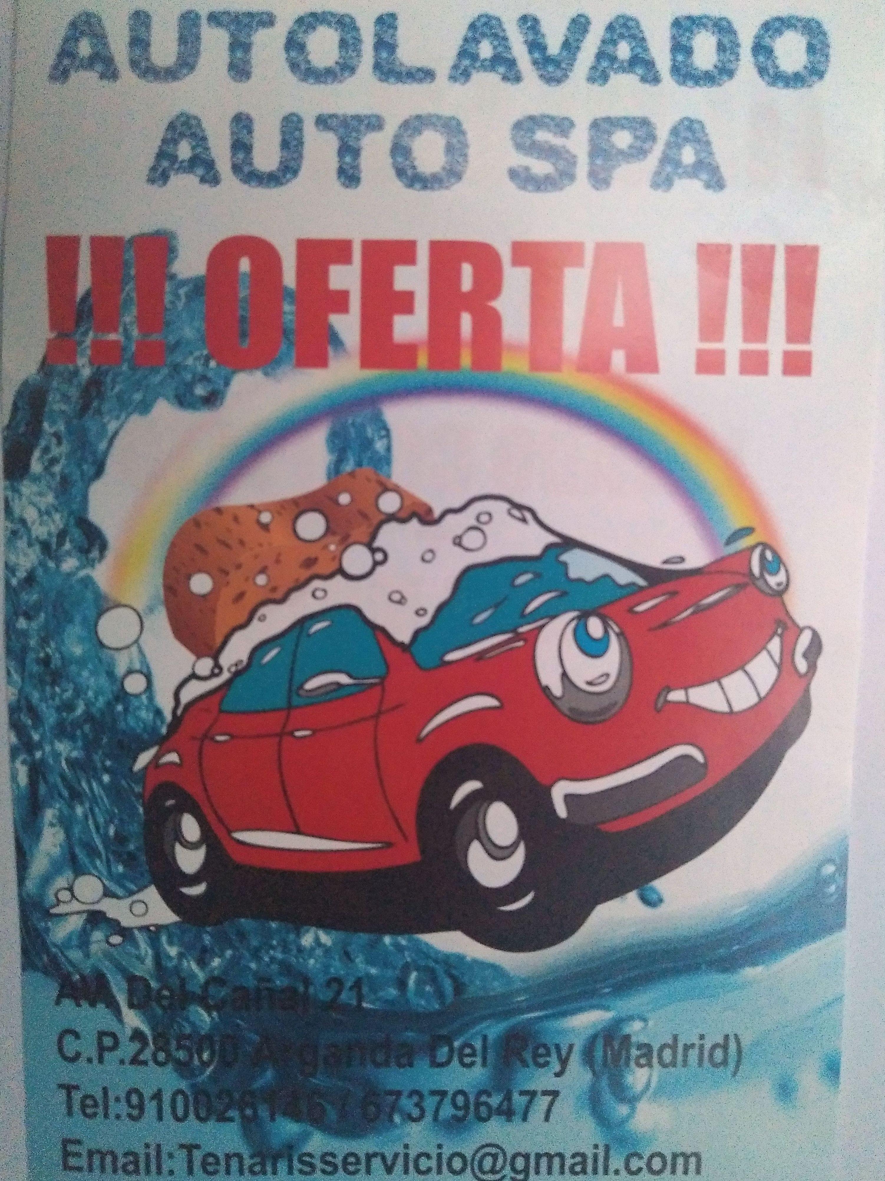 Lavado de coches Arganda