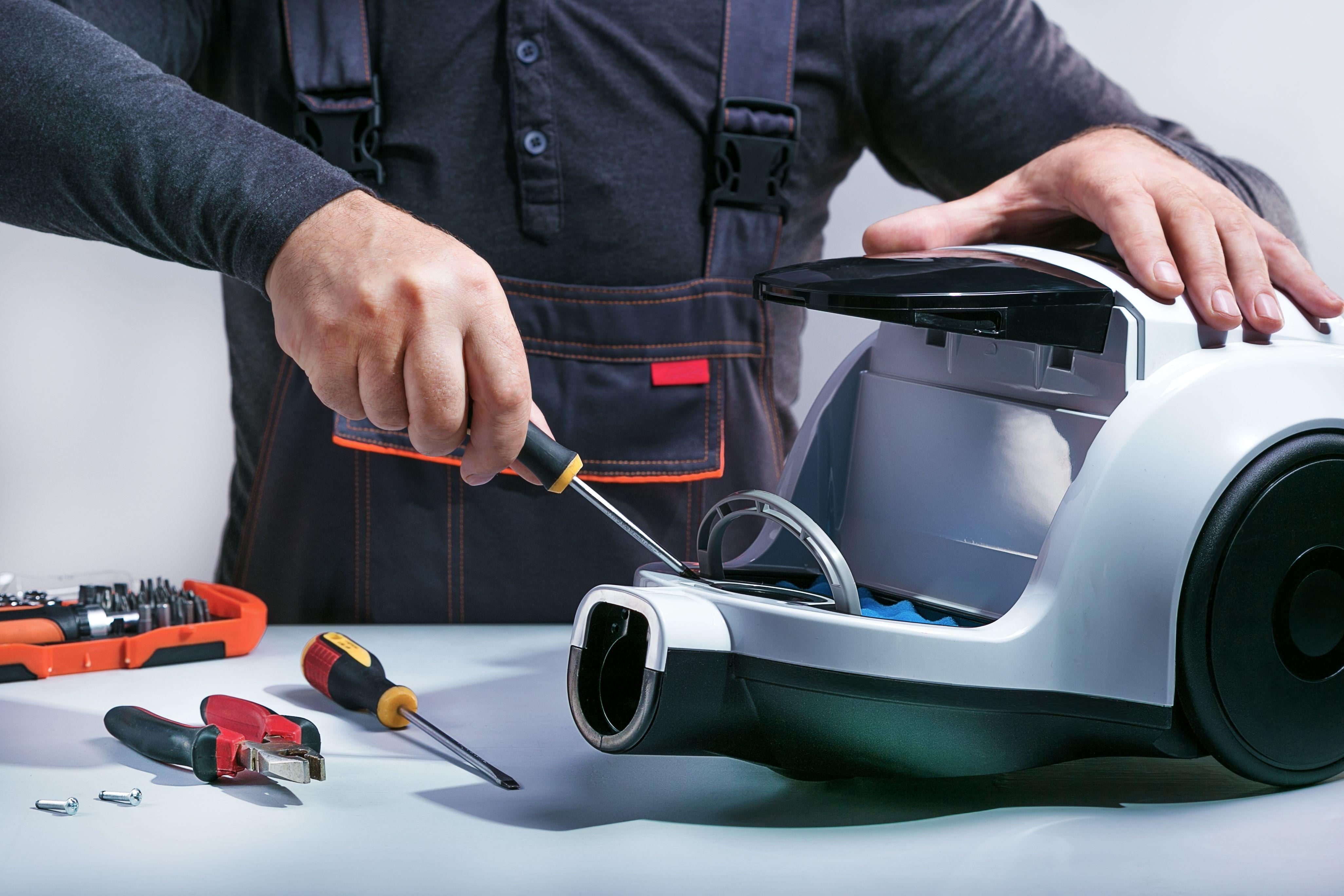 Reparación de pequeños electrodomésticos en Sant Andreu
