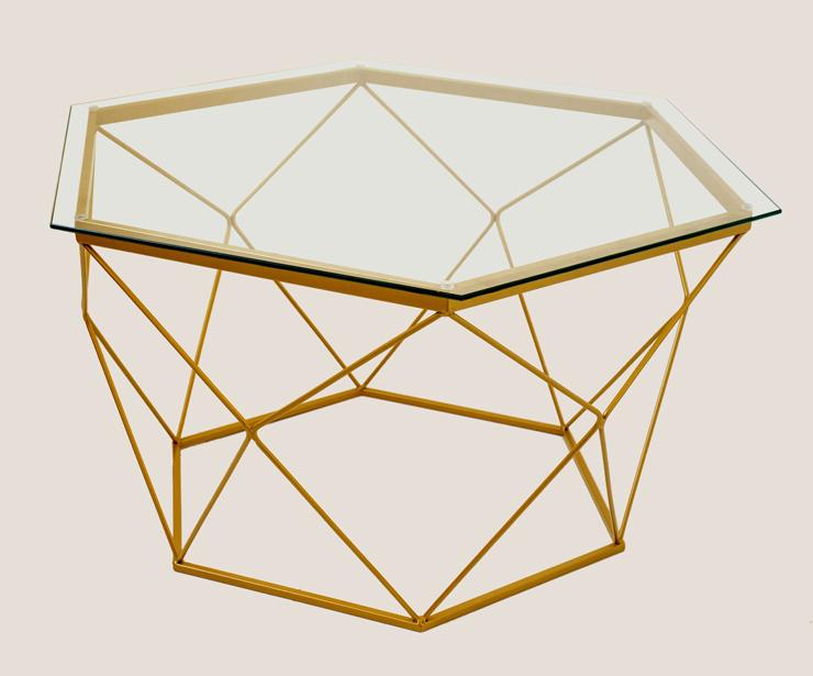 Mesa poligonal grande R.F-004-2