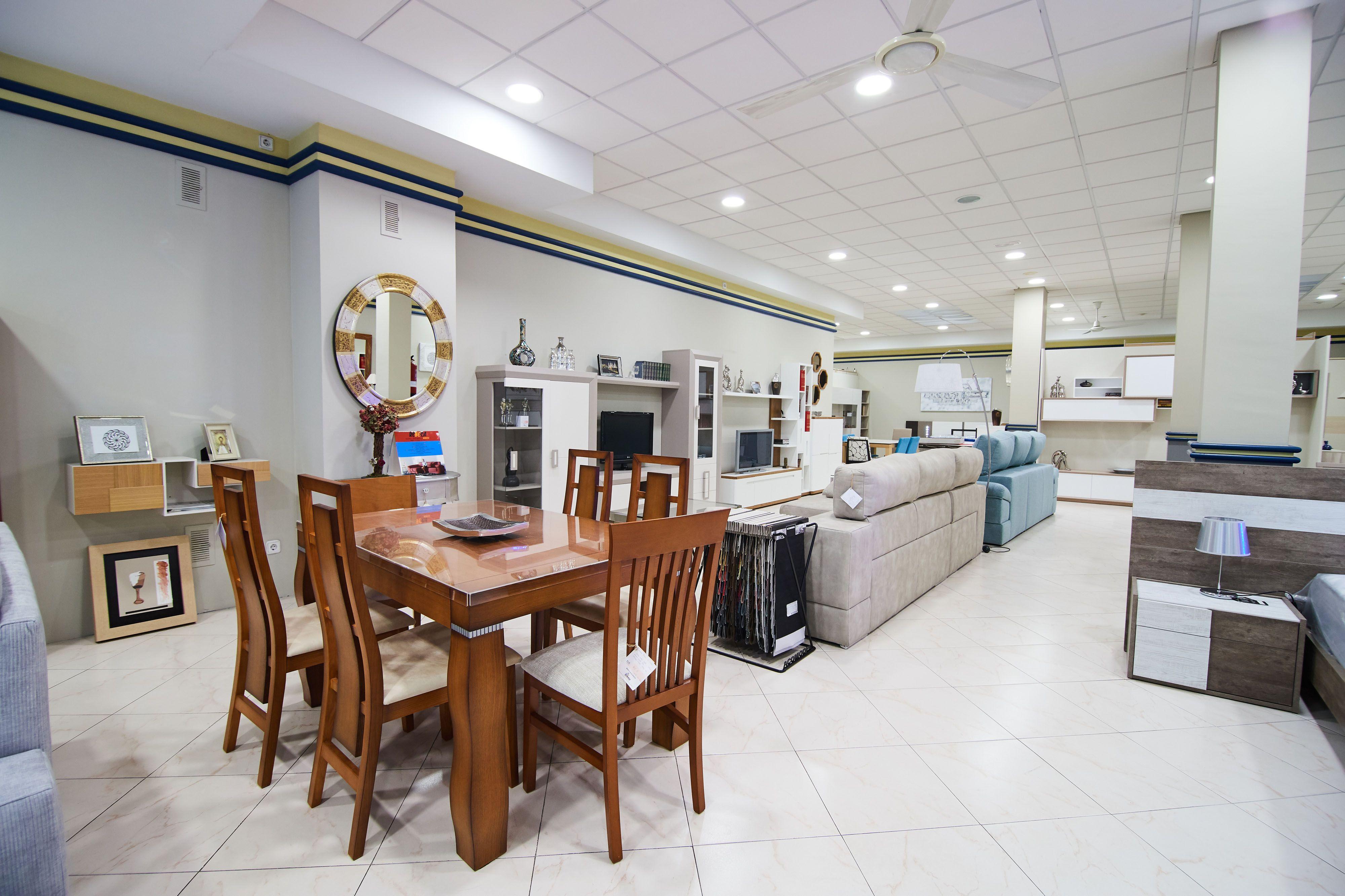 Mesa de comedor Muebles El Pilar