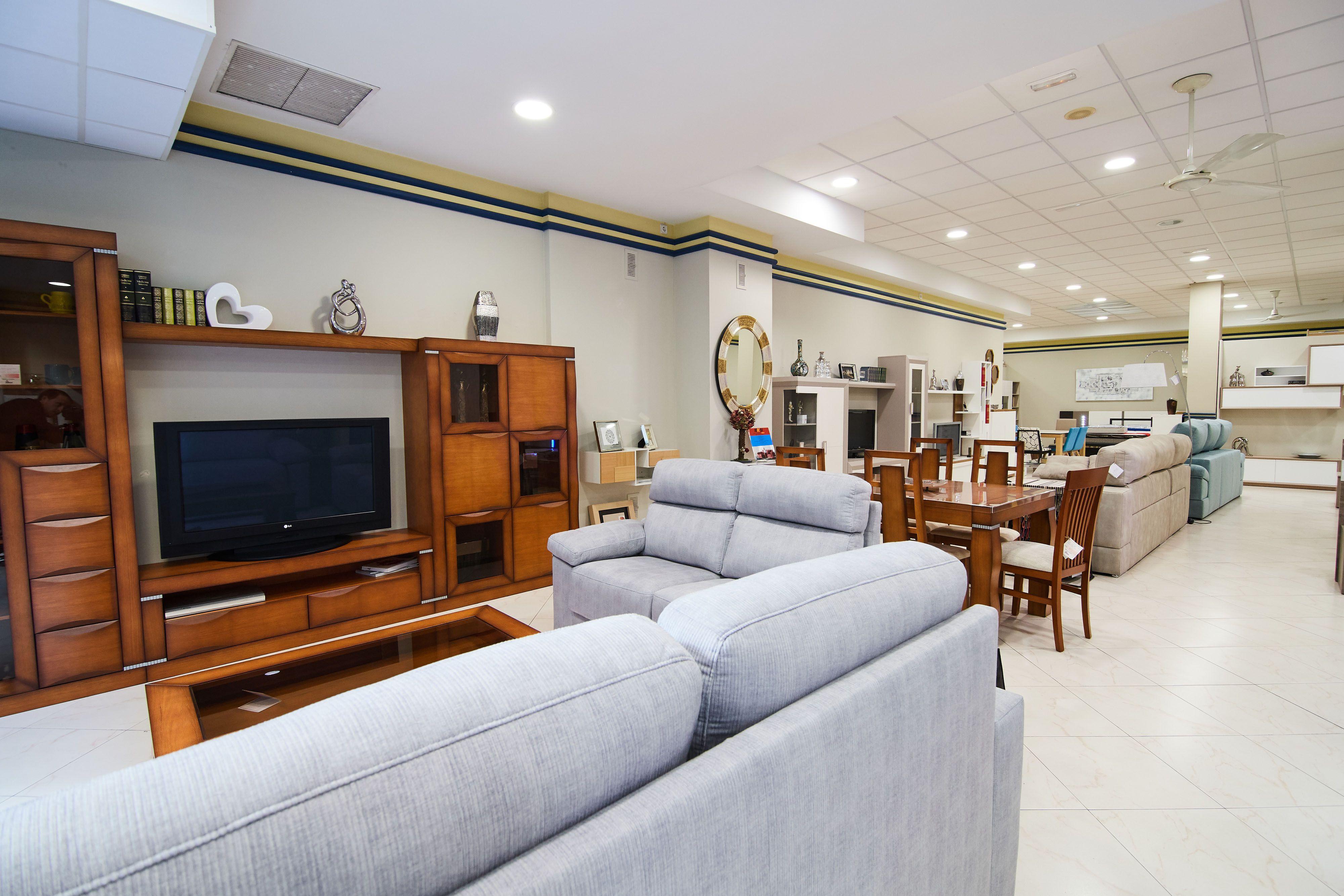 Salón Muebles El Pilar