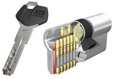 Sistemas de llaves de seguridad