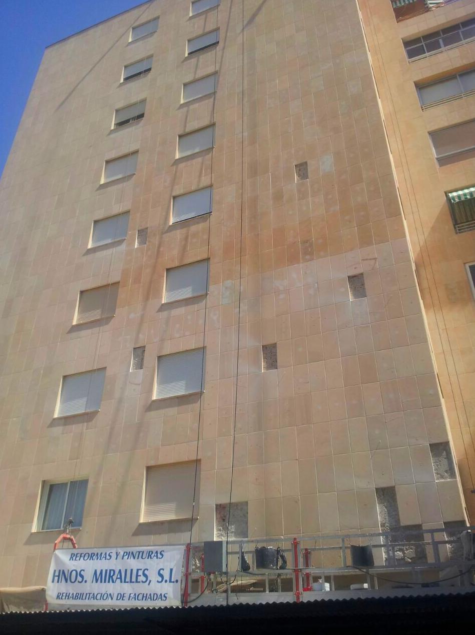 Foto 46 de Rehabilitación de edificios en Palma de Mallorca   Reformas y Pinturas Miralles