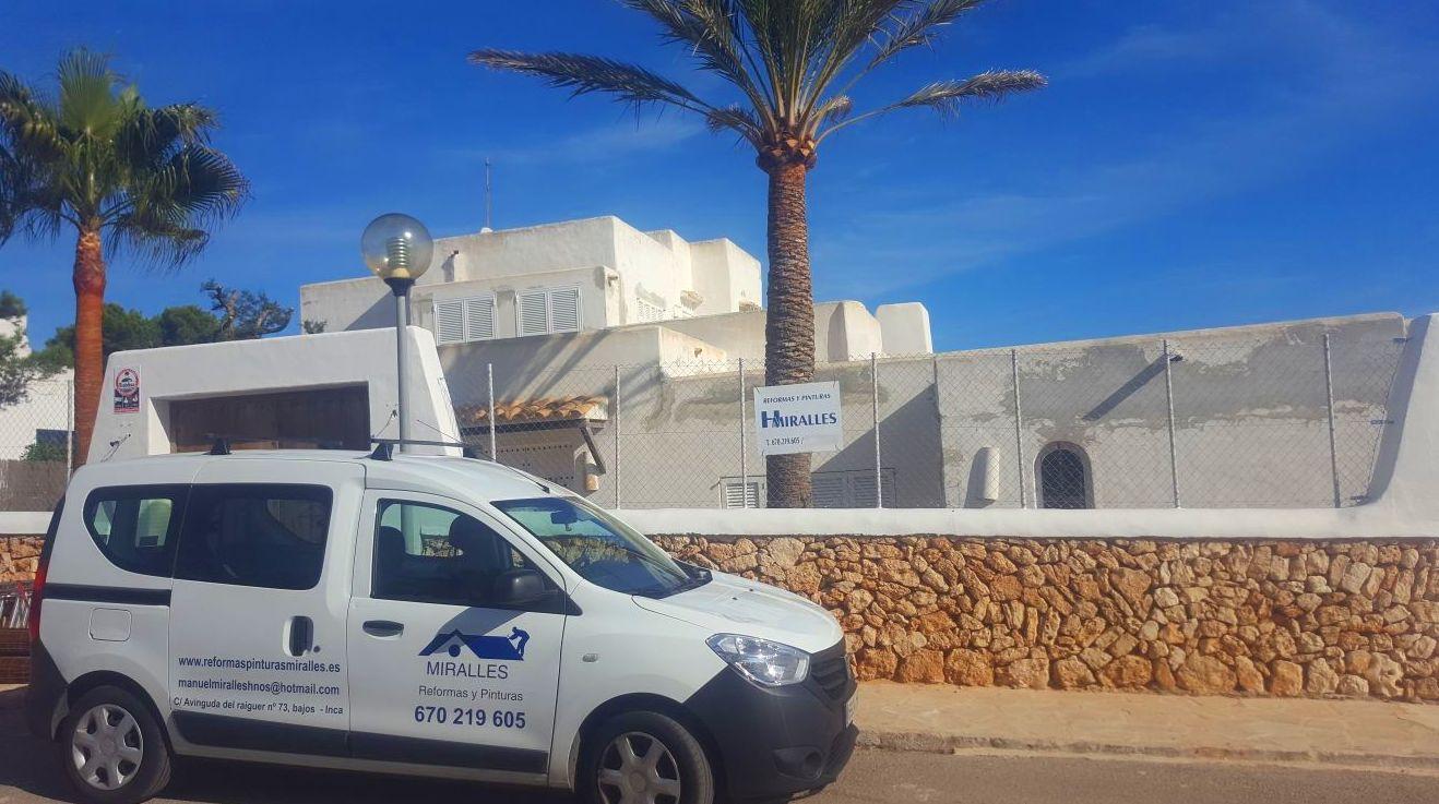Chalet de Cala D'Or  (Palma de Mallorca)