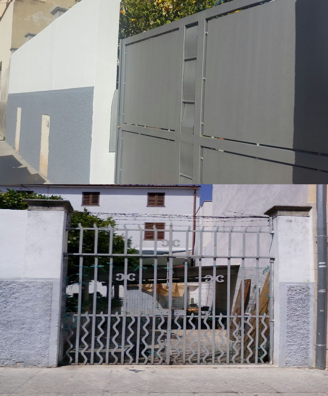 AMPLIACIÓN DE PORTAL DE COCHERA EN MALLORCA