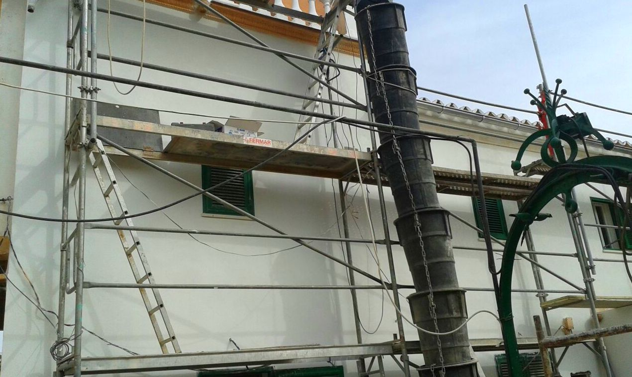 Rehabilitacion de viviendas mallorca