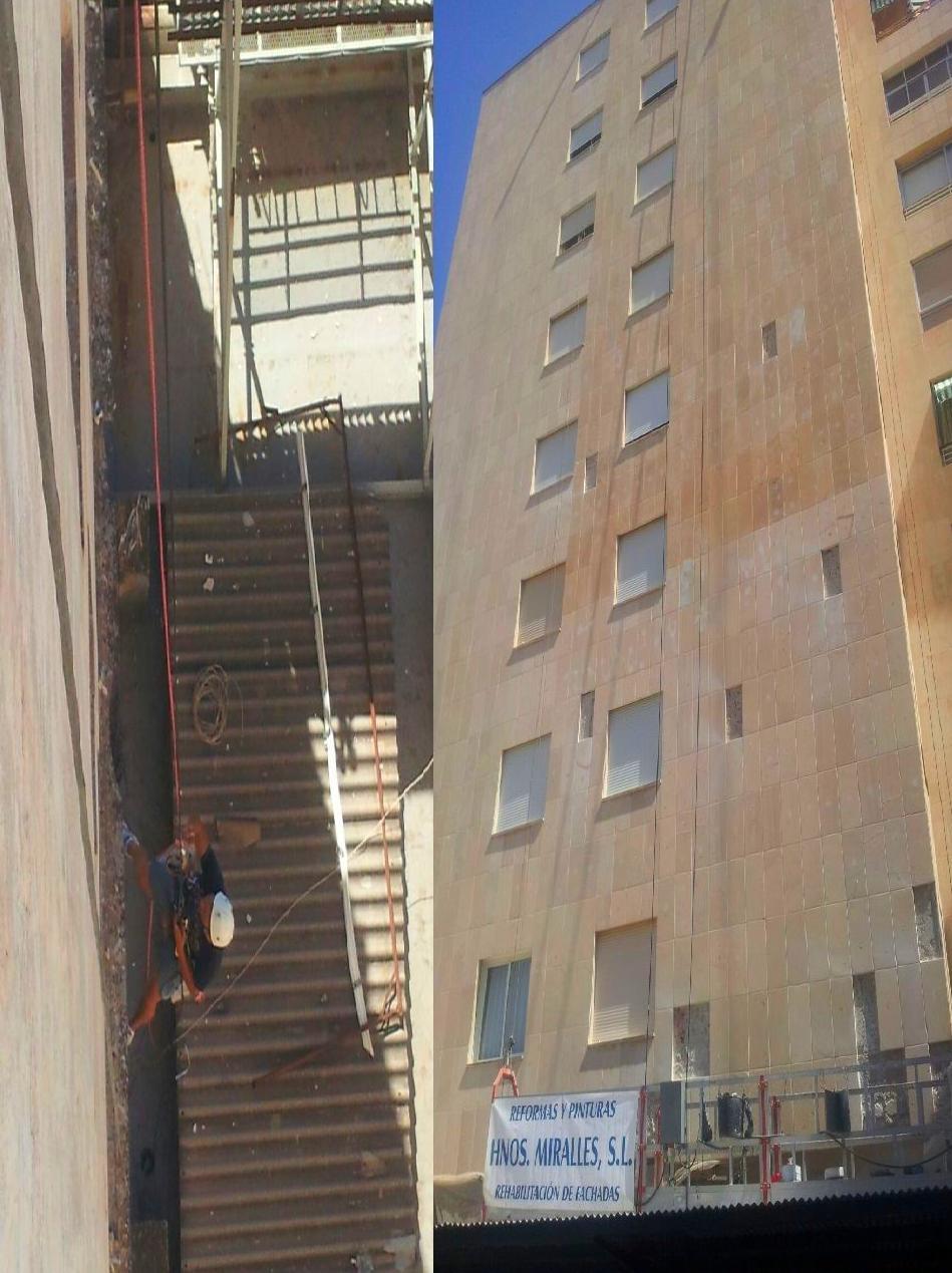 Foto 50 de Rehabilitación de edificios en Palma de Mallorca   Reformas y Pinturas Miralles