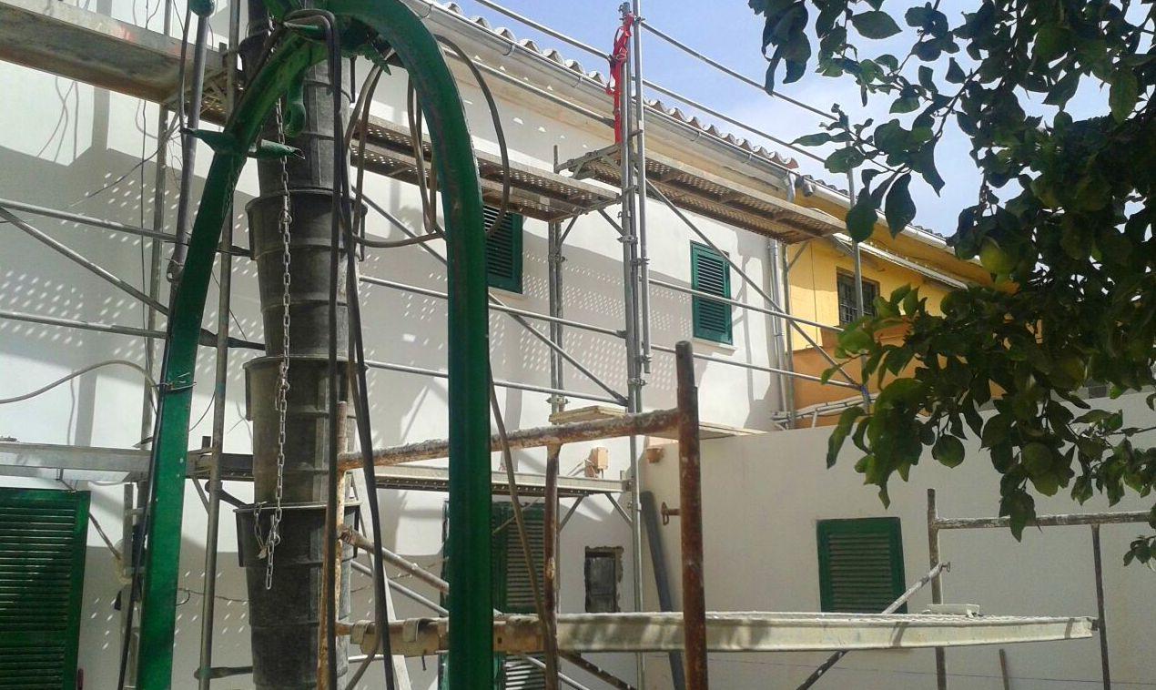 Foto 14 de Rehabilitación de edificios en Palma de Mallorca | Reformas y Pinturas Miralles