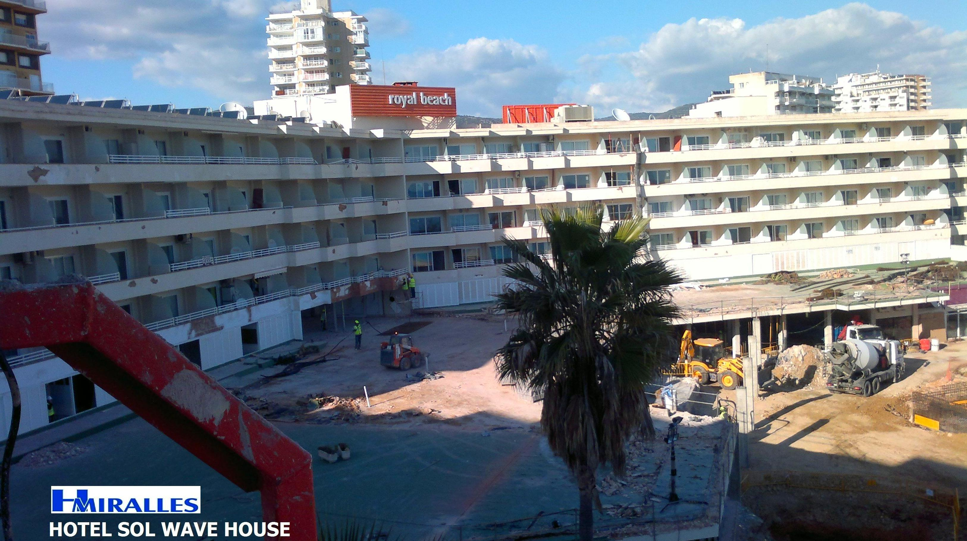 Foto 53 de Rehabilitación de edificios en Palma de Mallorca | Reformas y Pinturas Miralles