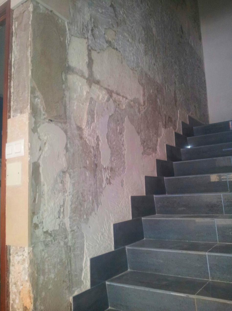 ARREGLOS DE HUMEDADES y cambios de placas de marmol