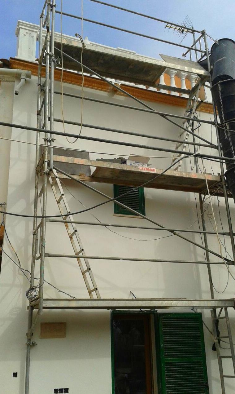 Foto 45 de Rehabilitación de edificios en Palma de Mallorca | Reformas y Pinturas Miralles