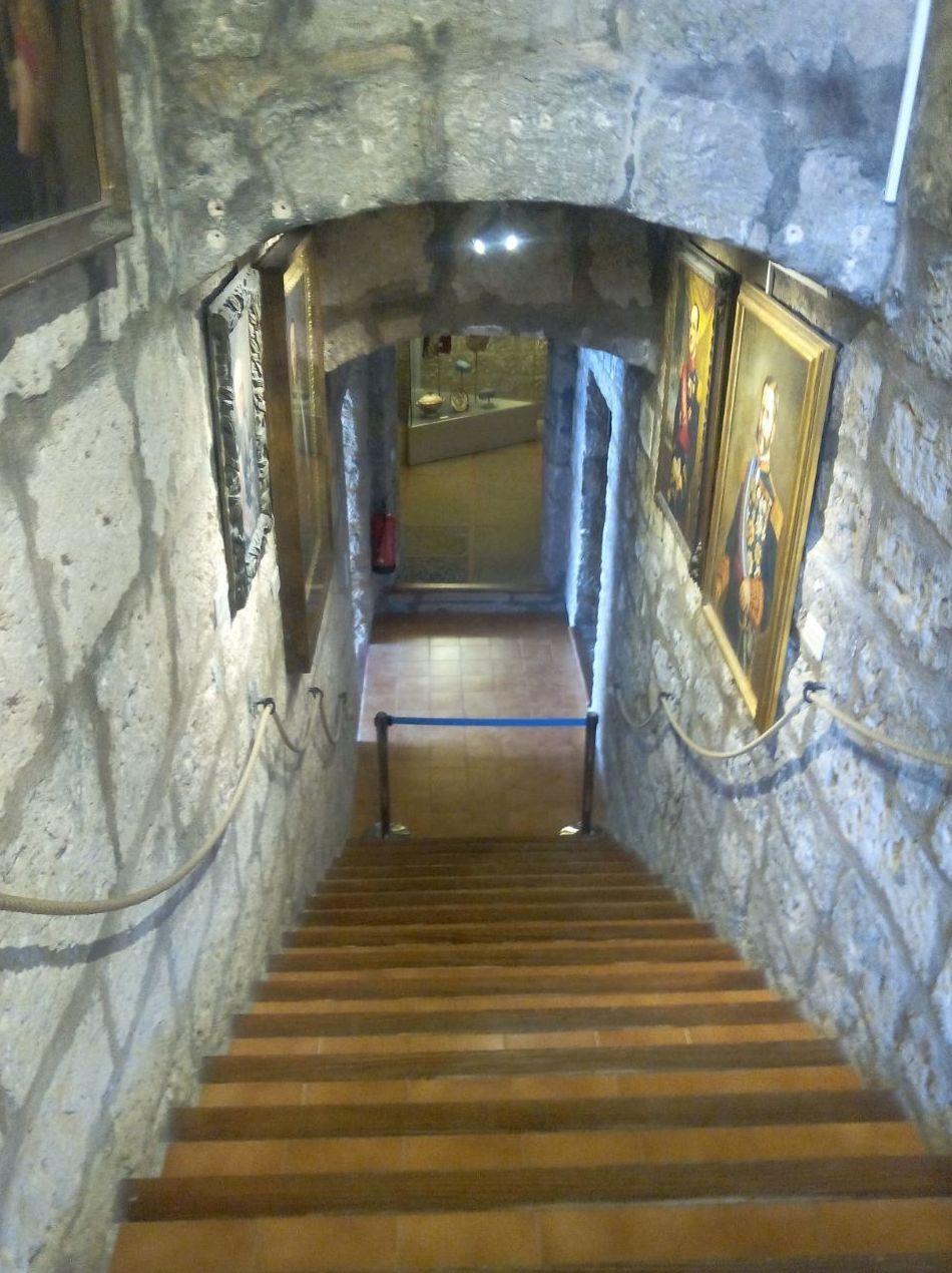 CASTILLO SAN CARLOS ( PALMA DE MALLORCA)