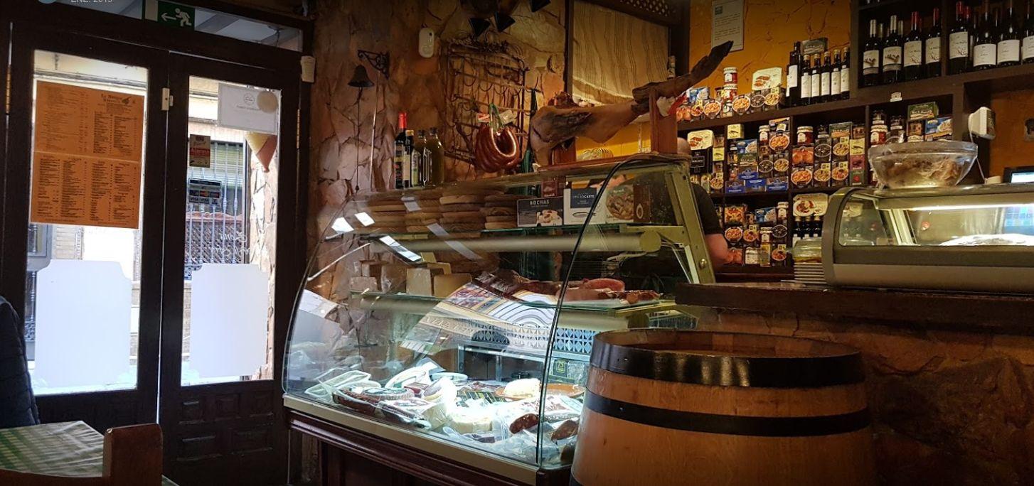 El mejor jamón de Sevilla