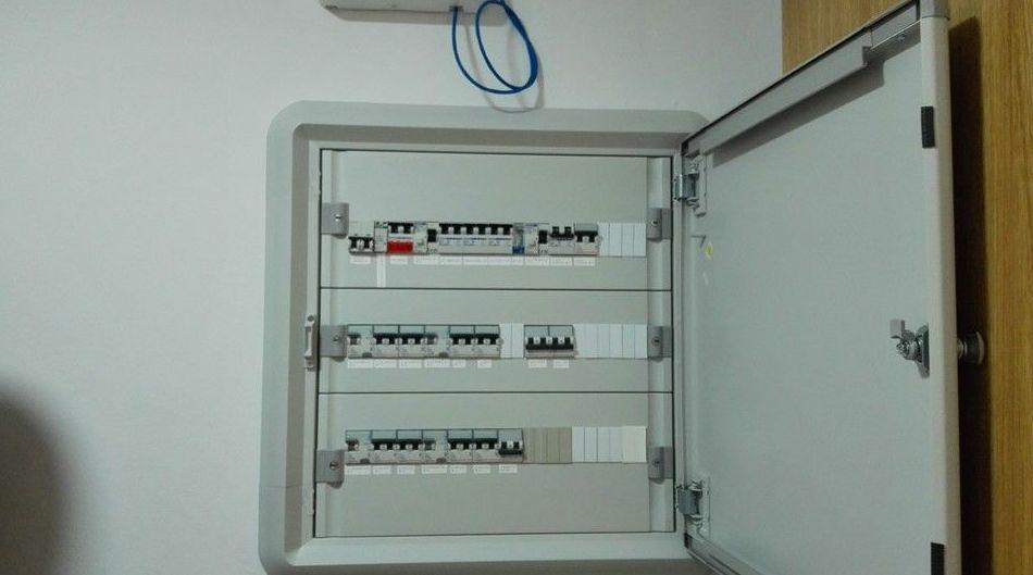 Instalación de cuadro eléctrico en Málaga