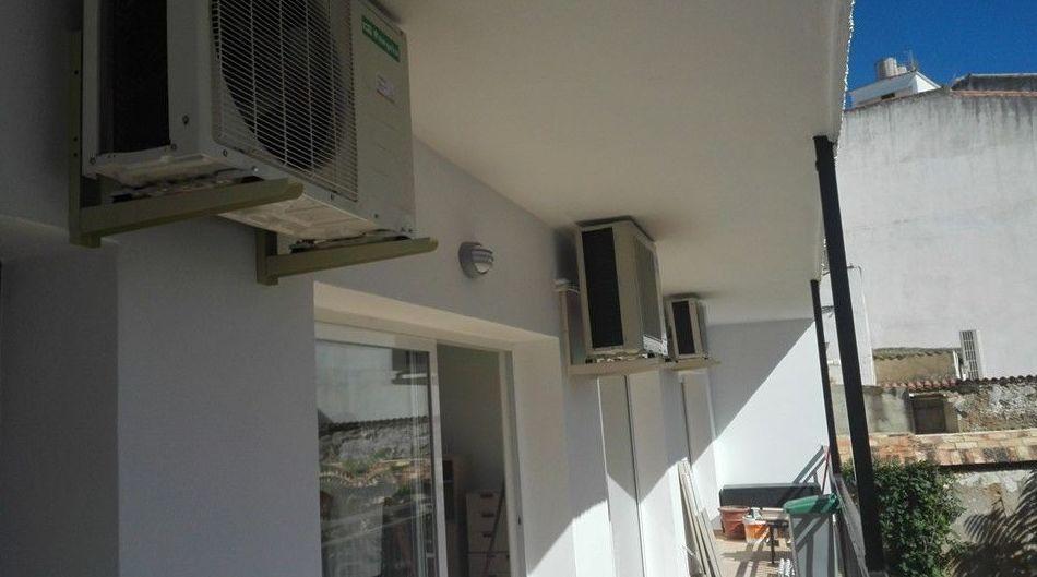 Instalación de aire acondicionado en Antequera