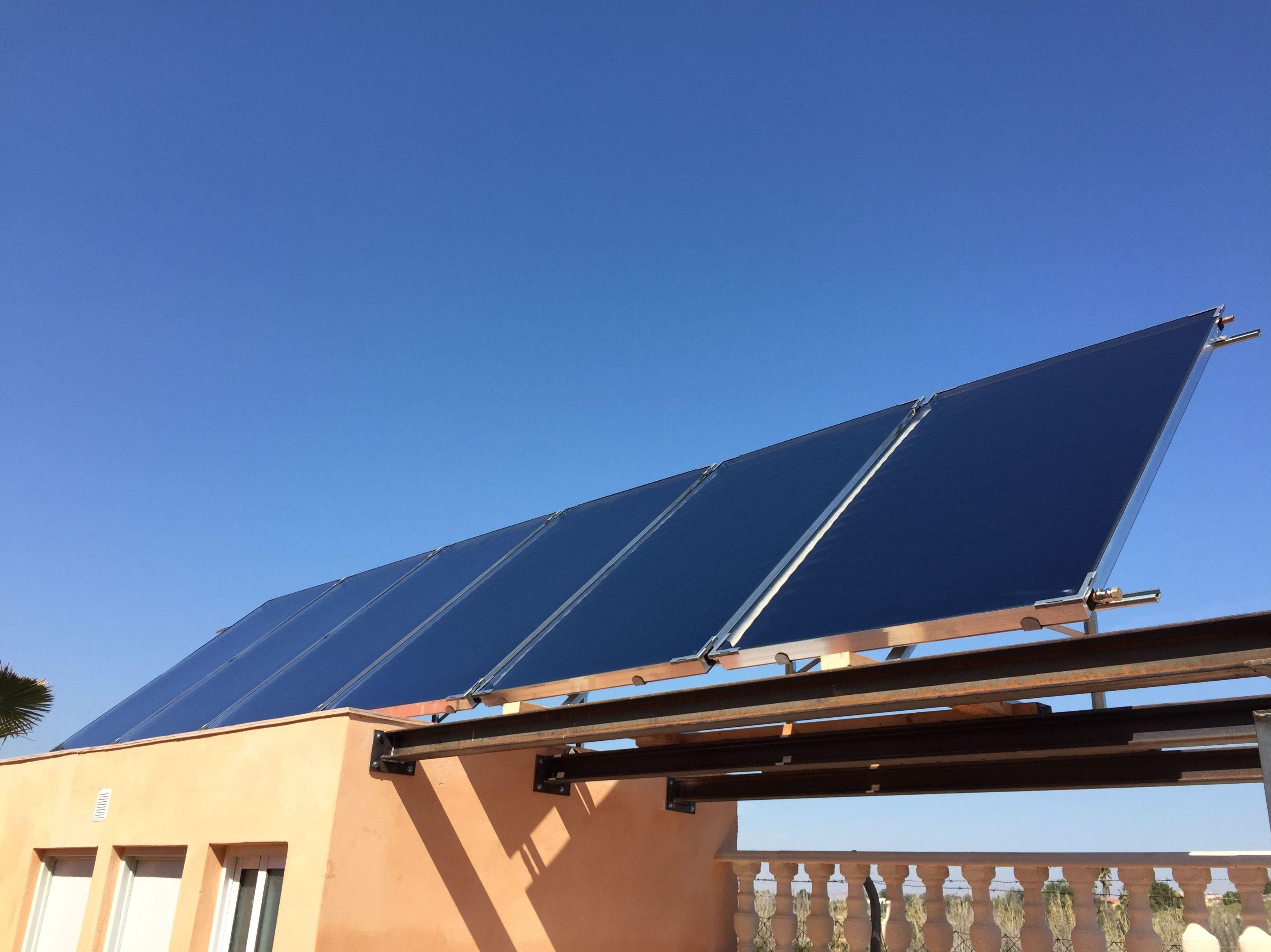 Foto 14 de Energías renovables en Ondara | Energías Renovables HG
