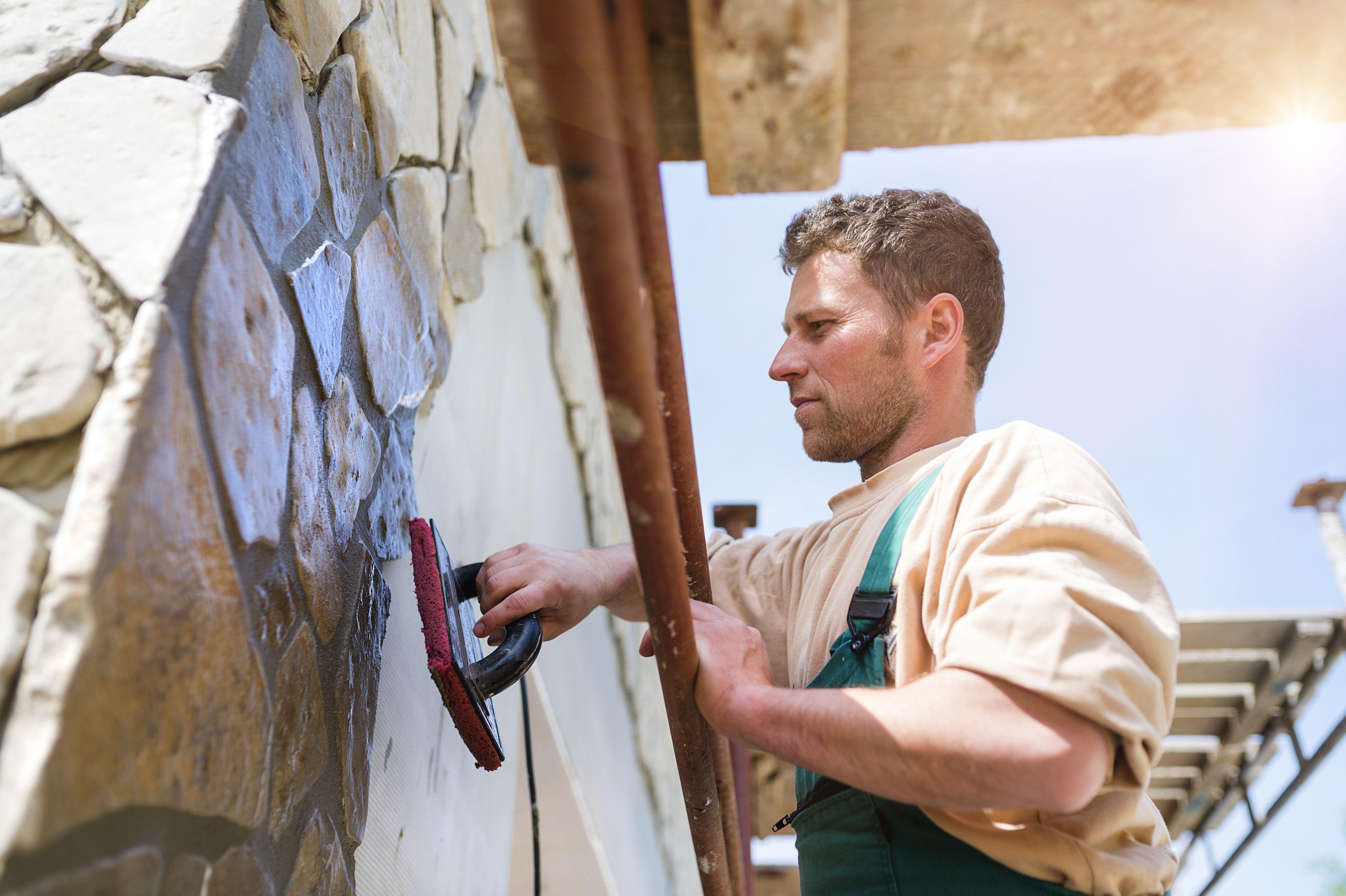 Rehabilitación de fachadas: Servicios de Construcciones Gil