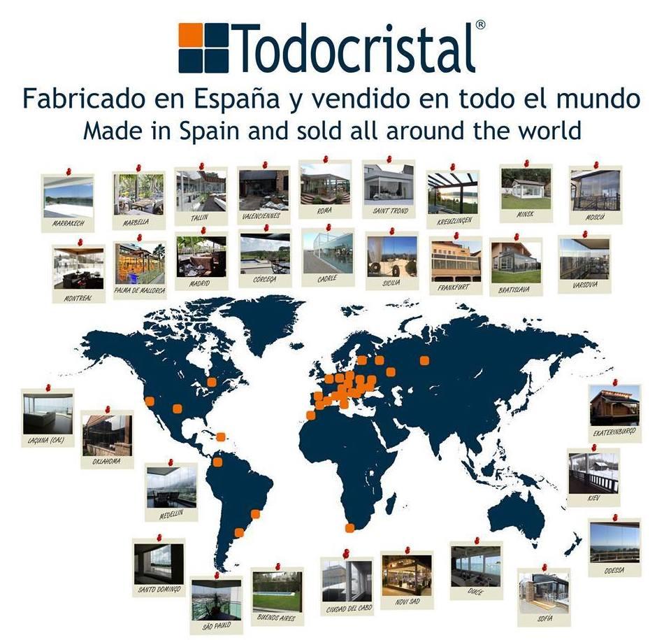 Desde Andalucía al Mundo
