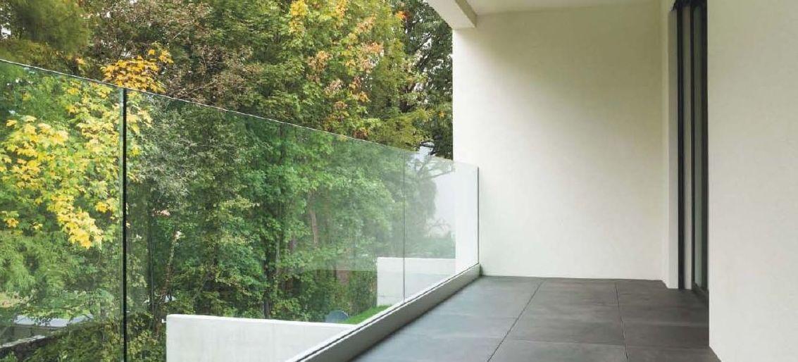 Barandillas de cristal: Proyectos realizados de Hogar Dulce Hogar