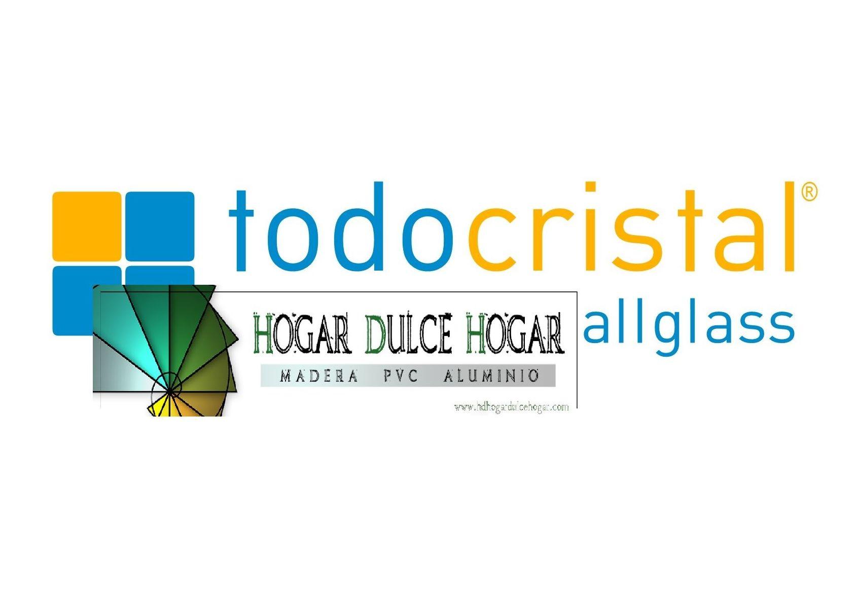 Distribuidores e instaladores oficiales de TODOCRISTAL ALL GLASS SYSTEMS