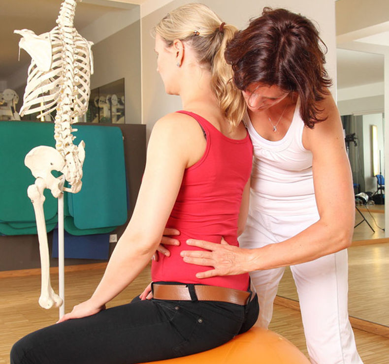 Centro de fisioterapia y pilates en Gijón