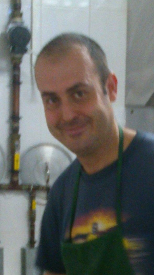 Luis Zafra, chef del restaurante A la Cazuela de Viladecans