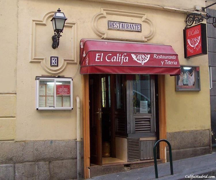 Restaurante árabe en Madrid