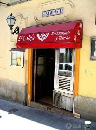 Restaurante árabe Madrid centro