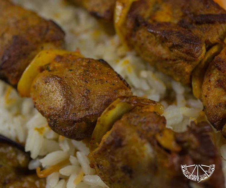 Menú árabe en Madrid
