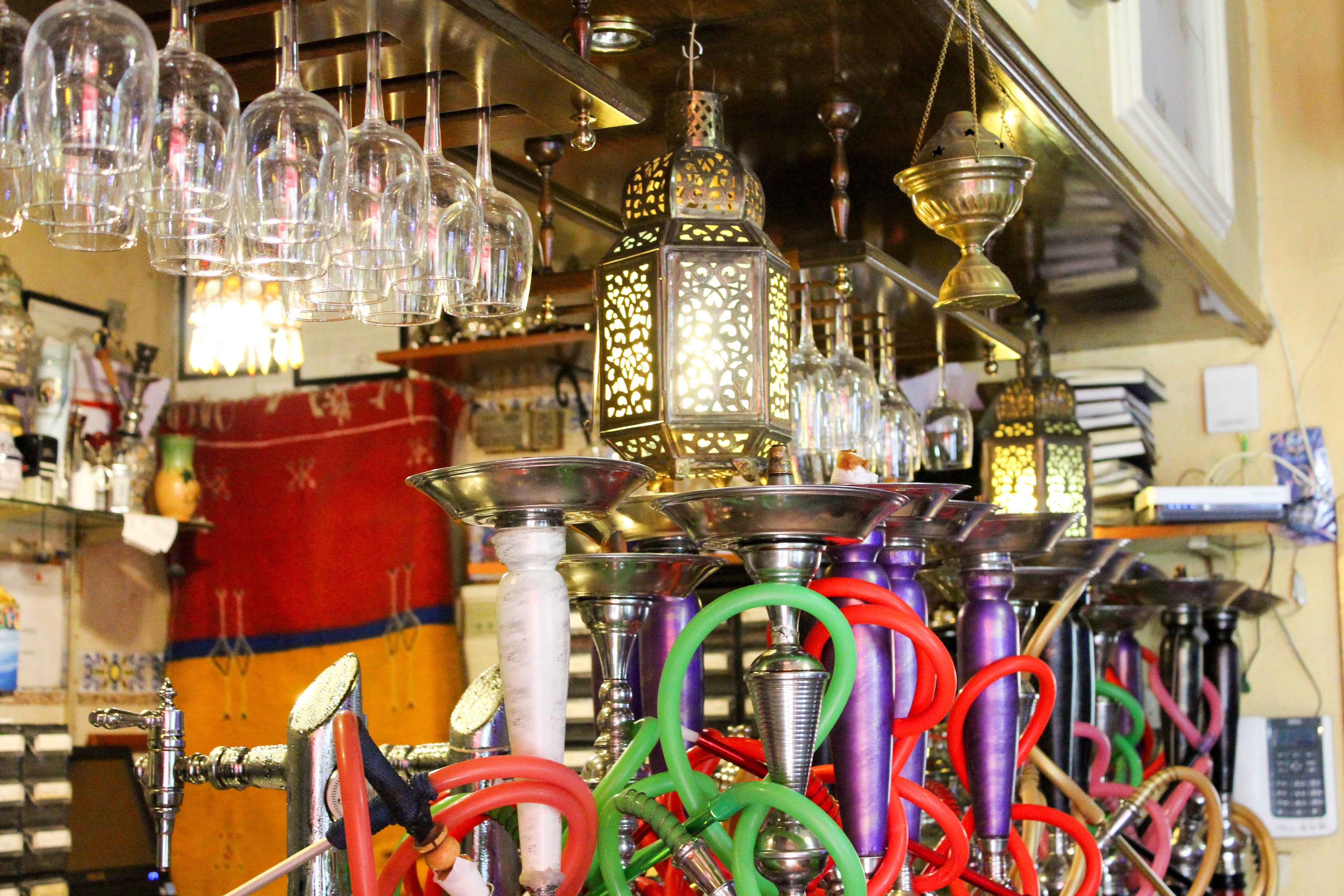 Foto 3 de Restaurante de comida árabe en Madrid en Madrid | El Califa. Restaurante Árabe y Tetería