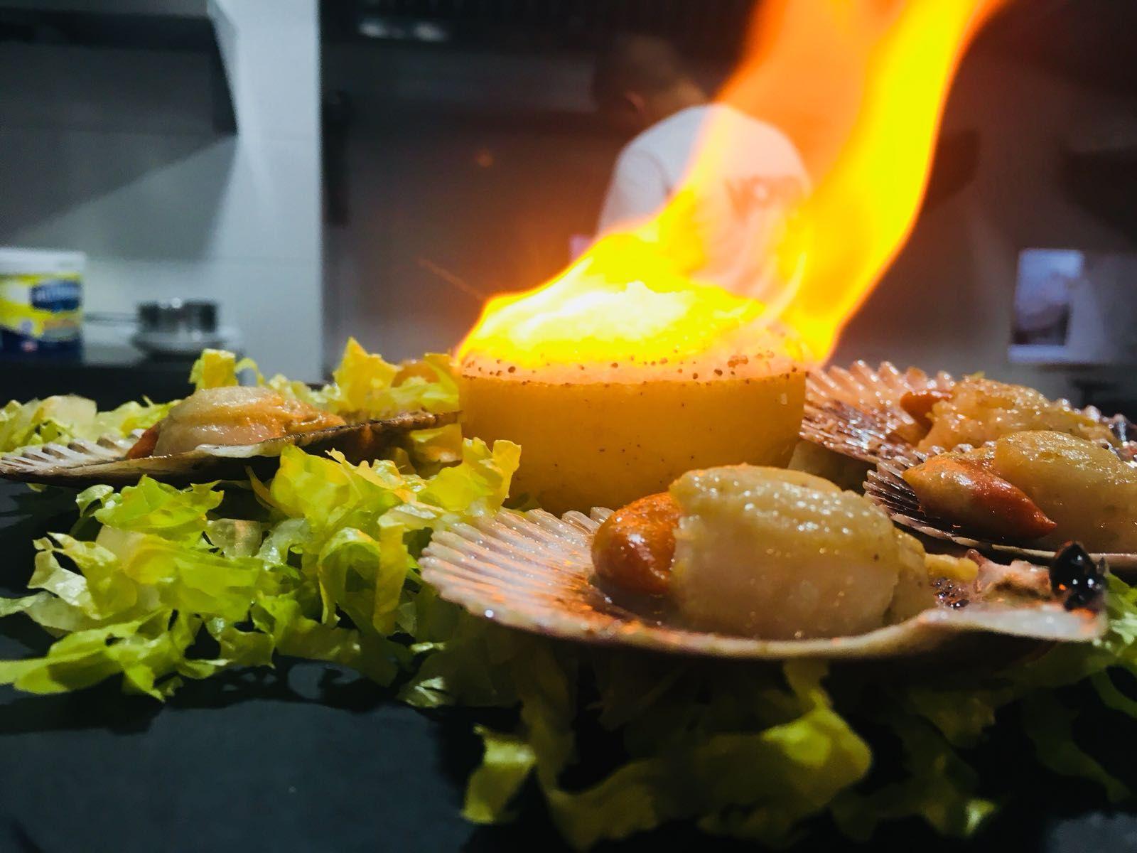 Foto 9 de Cocina mediterránea en Santa Pola   Restaurante Casa Coco