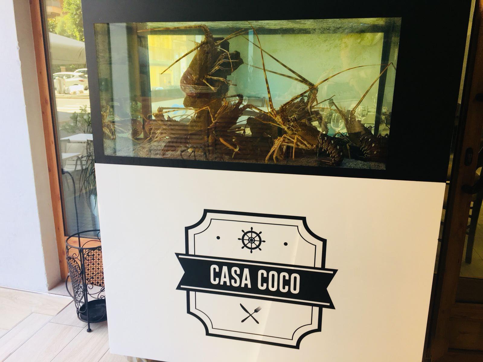 Restaurante Casa Coco: Nuestros servicios de Restaurante Casa Coco