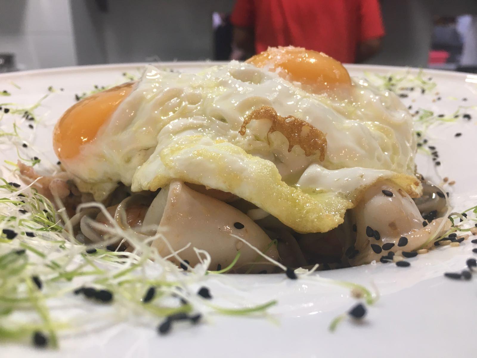 Primeros platos: Nuestros servicios de Restaurante Casa Coco