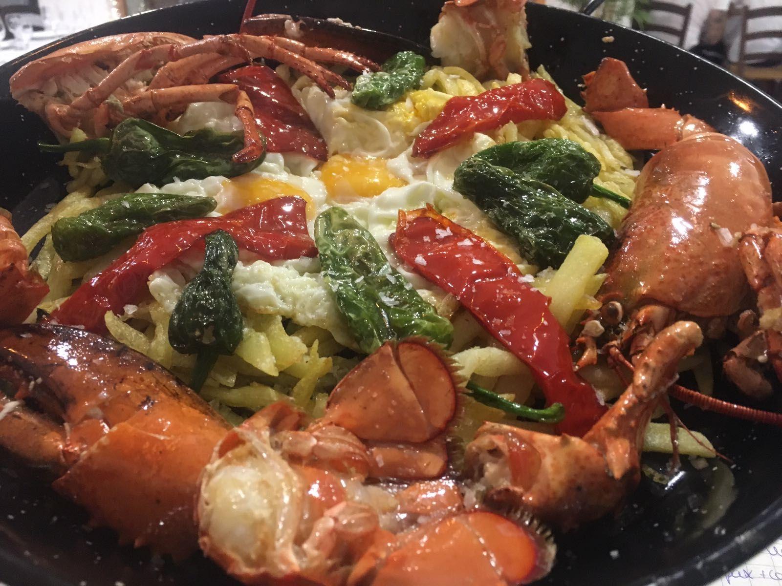 Foto 5 de Cocina mediterránea en Santa Pola | Restaurante Casa Coco