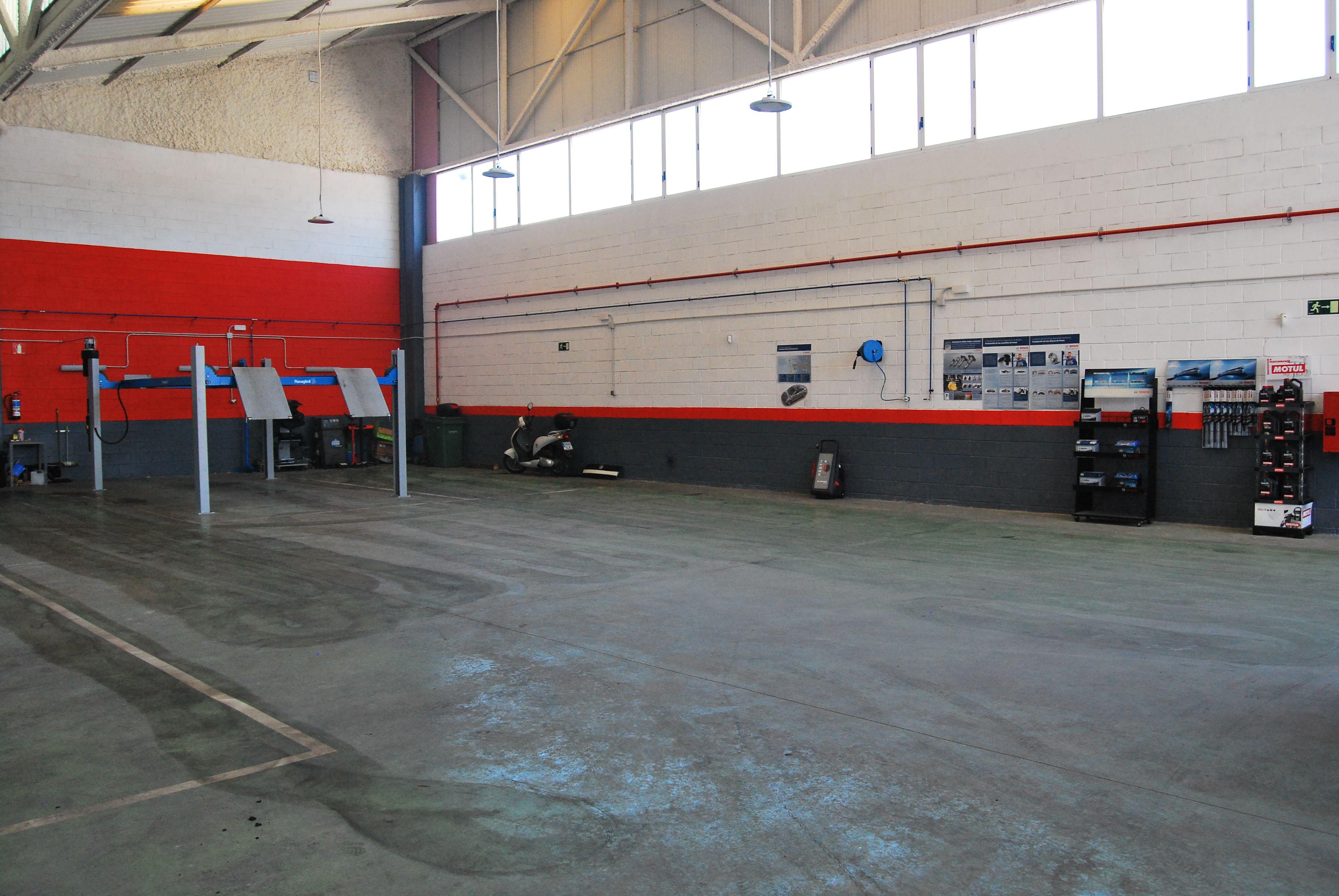 Mecánica del automóvil en Astigarraga, Guipúzcoa