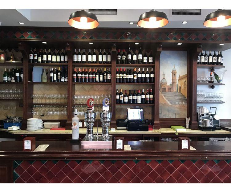Restaurante con cocina andaluza en Triana