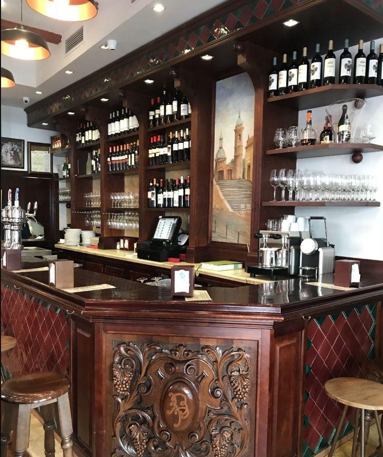 Comidas: Tapas y raciones de Bar Restaurante Blanca Paloma