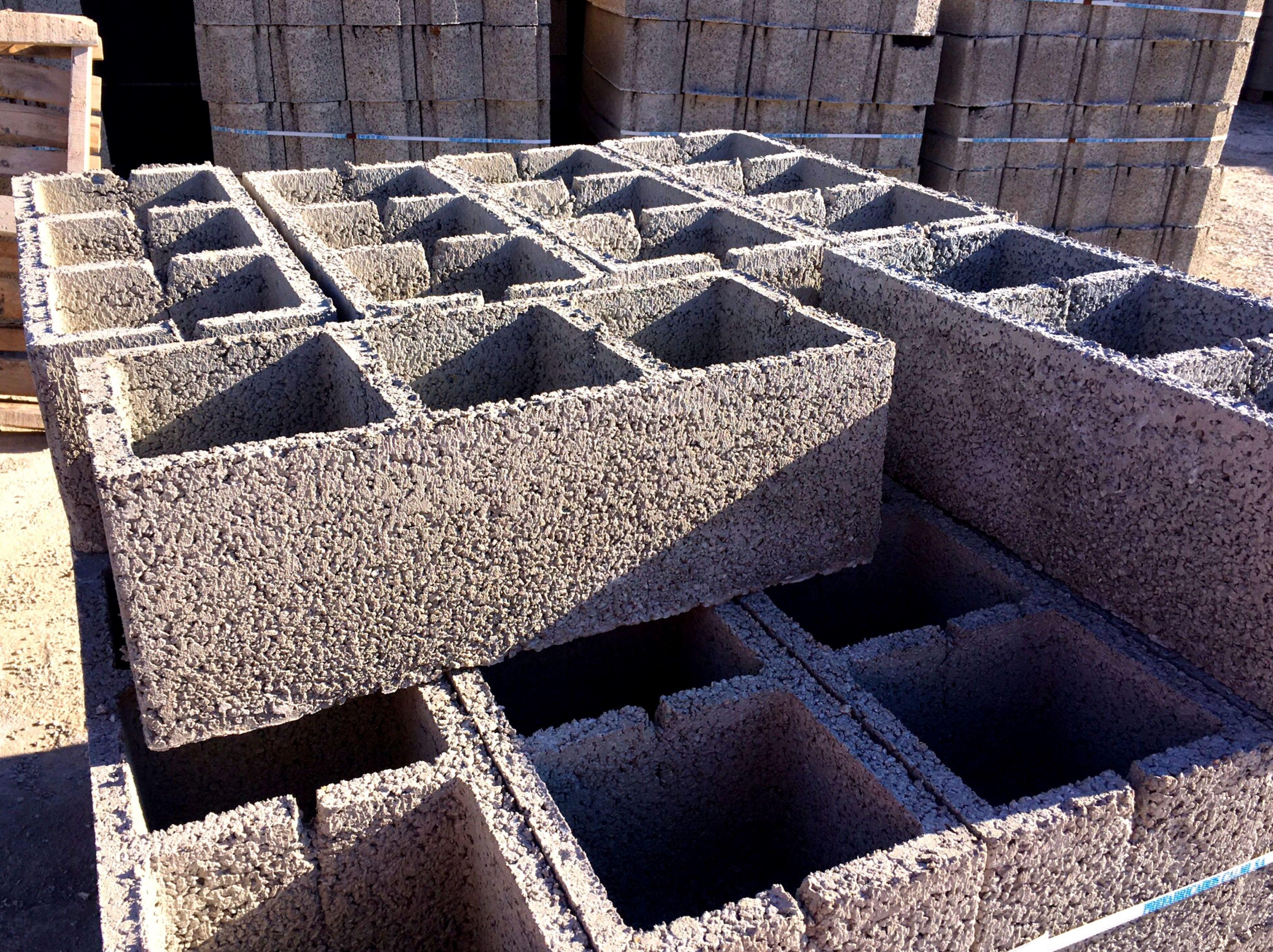 Materiales: Materiales de construcción de Calmi S.A.