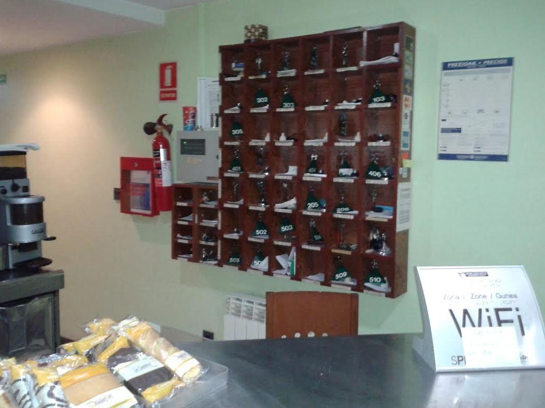 Foto 4 de Pensiones en Vitoria | Pensión La Paz