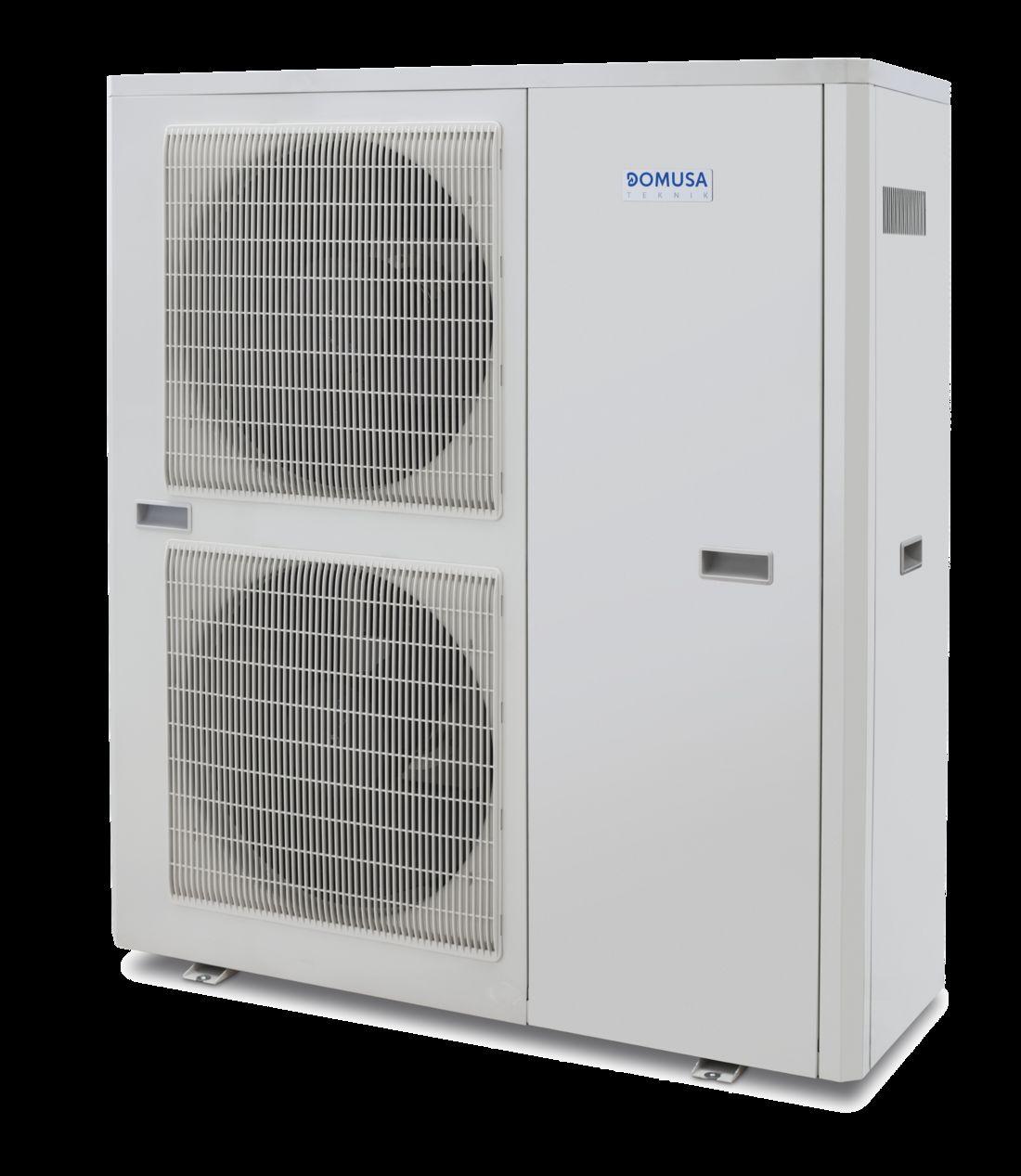 Domusa Teknik Dual Clima: Productos y servicios de Emetebe