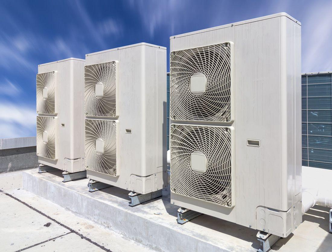 Aire acondicionado: Productos y servicios de Emetebe