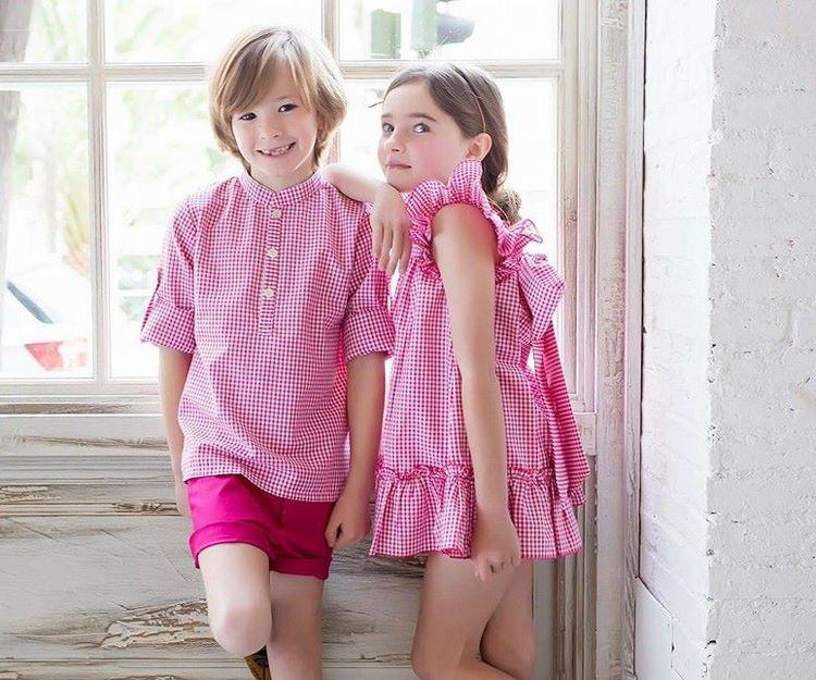 Tienda online de moda infantil