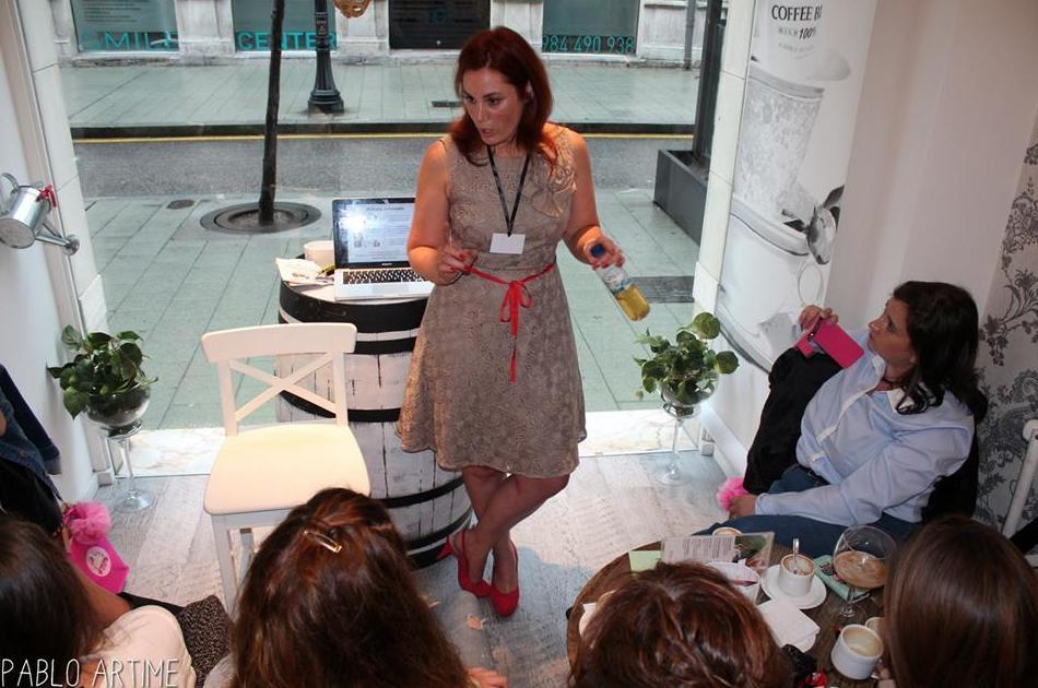 Charlas de cosmética y nutricosmética