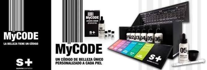 Un código personalizado para tu piel