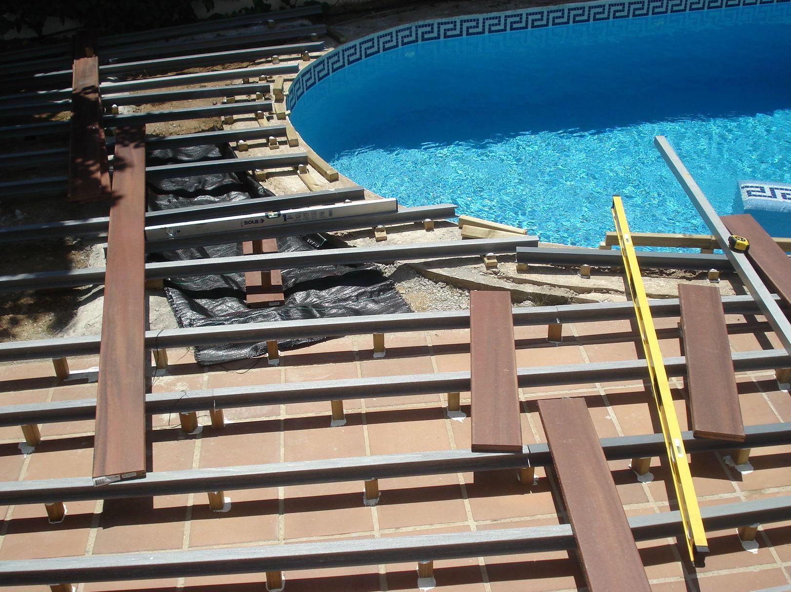 Tarima de exteriores para piscinas 8 - Tarima para exteriores ...