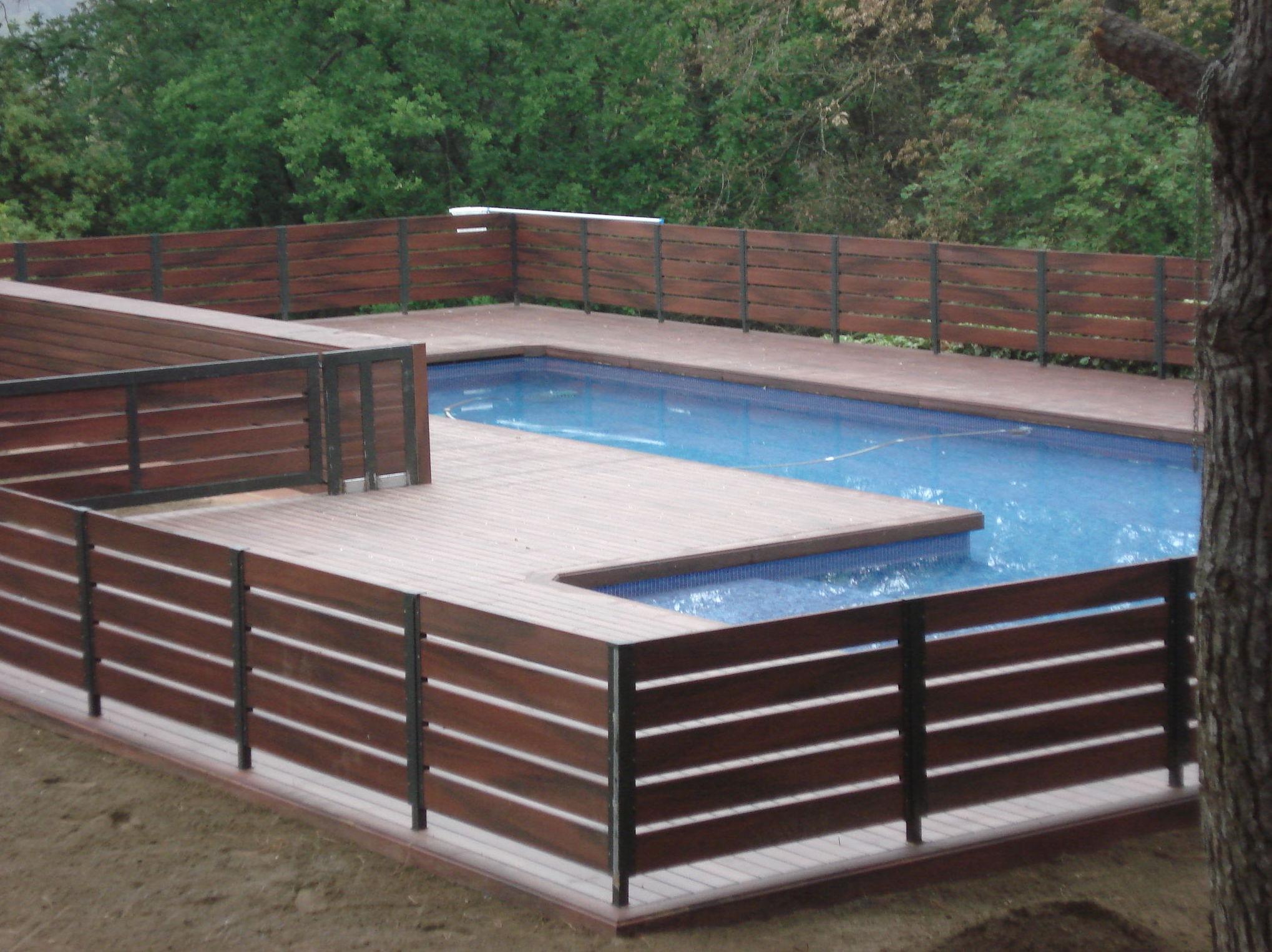 Tarima de exteriores para piscinas 12 - Tarima para exteriores ...