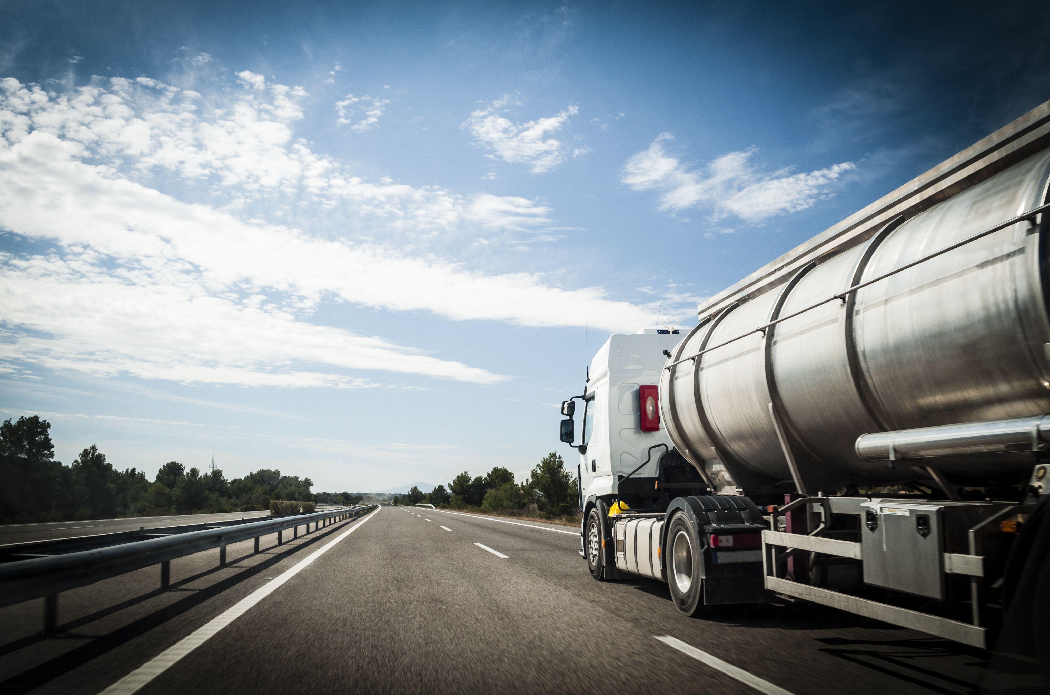 Transporte por carretera de gas: Servicios de Foresfri Borrero
