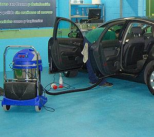 Lavado Completo: Servicios y Precios de El Gato Azul Ecolavado Vehículos